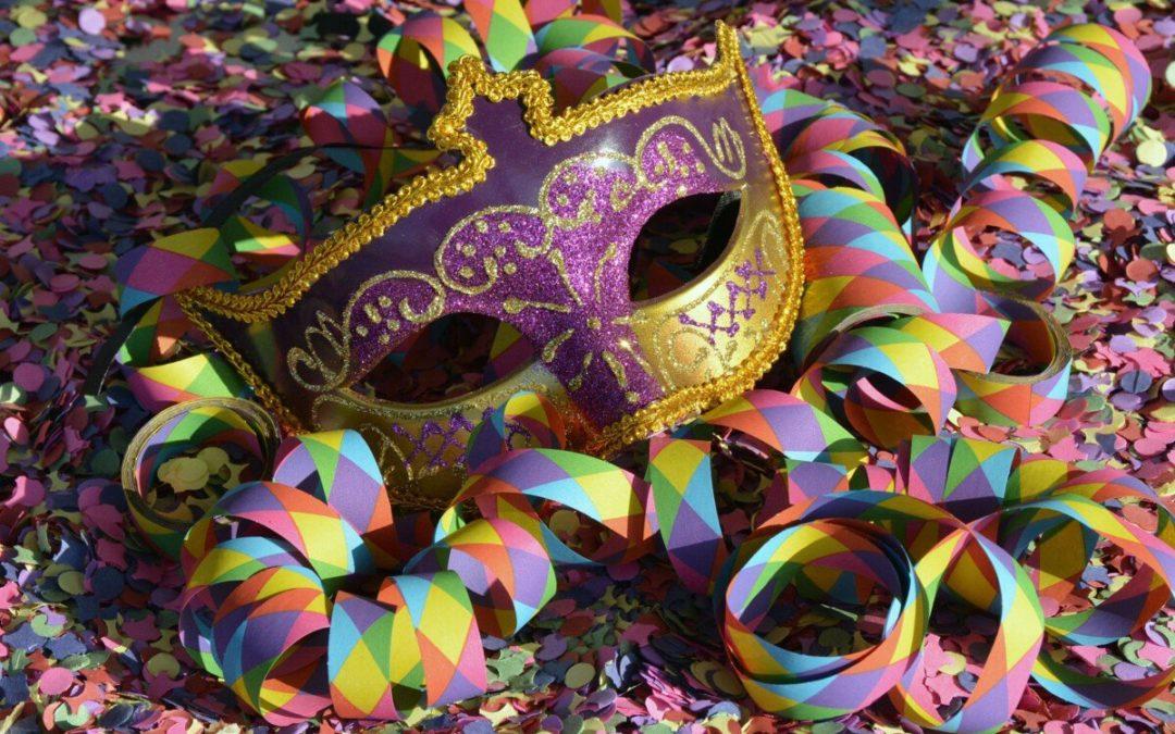 """Event-Nachmittag """"Maskenball"""" am 21.02.2020"""