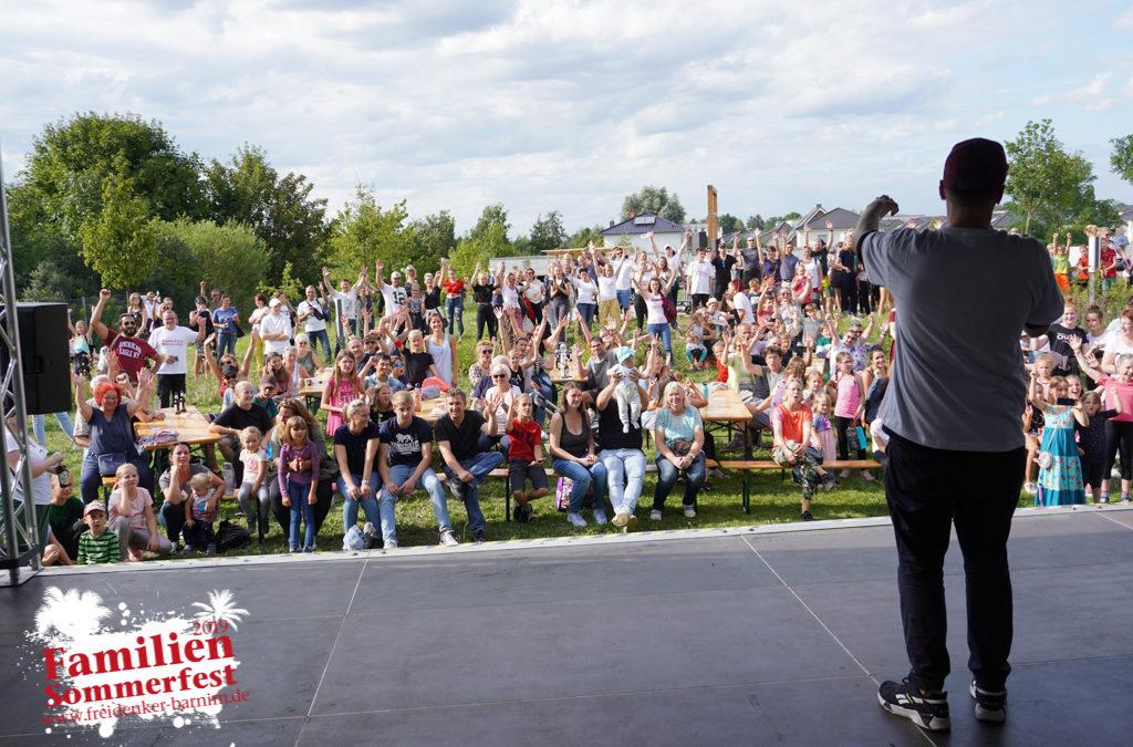 Familien-Sommerfest 2019 Bilder