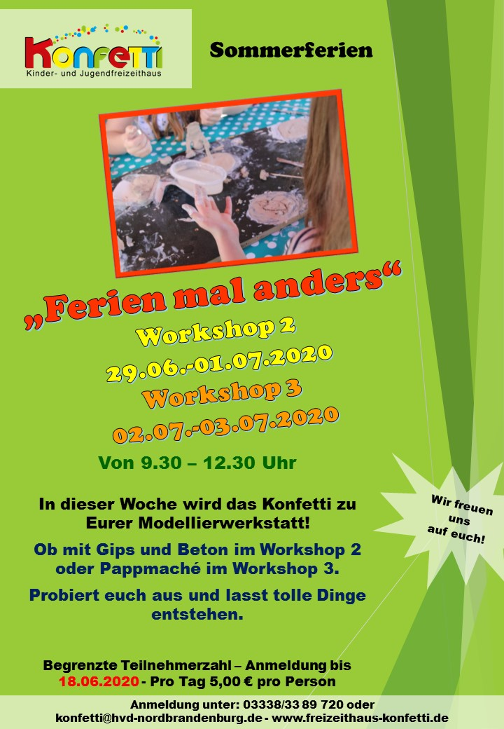 Workshop 3&4